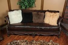 Tibetan Lamb Pillows