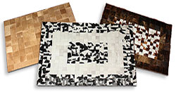 Custom Cowhide Rugs
