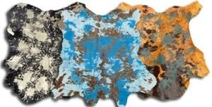Calfskin Metallic