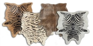 Premium Animal Print Cowhides