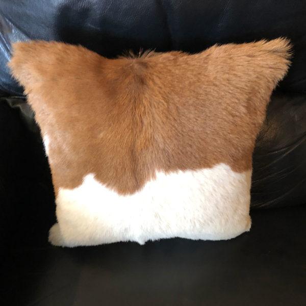 Goatskin Pillow