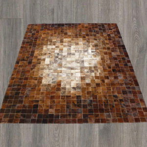 patchwork cowhide rugs